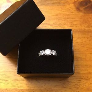 Jewelry - New Wedding or Engagement CZ Ring in Box